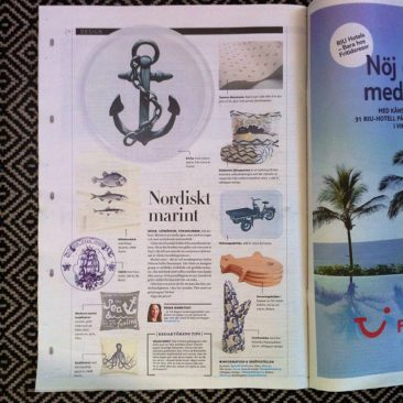 Featured in GPs @tvadagar as a part of the Nautical style compilation put together by @trendenser ?⚓