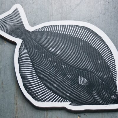 Trivet Plaice  4-pack