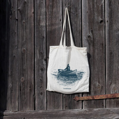 Totebag Rower Neutral 10-pack