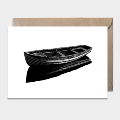 Postcard Tranquil Dory 10-pack