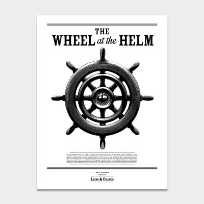 Poster The Wheel at the Helm 4-pack