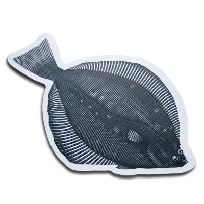 Trivet Plaice  4-pack